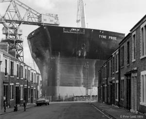 """Tanker, """"Tyne Pride"""""""